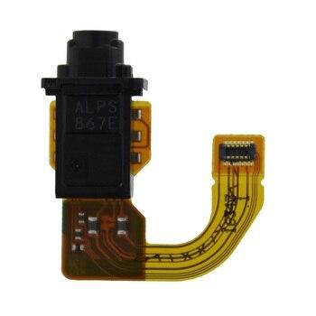 Гибкий аудио кабель для наушников Sony Xperia X Compact F5321