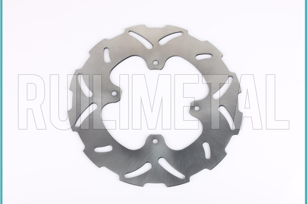 Front Brake Disc Rotor for HONDA CR80R CR 80R RB CRE80 CRM80 1988 1989 1990 1991 1992 1993 1994 1995 1996 1997 1x motorcycle front brake rotors disc stainless steel braking disk for honda crm 250r 1992 xlr 125r 1997 2003 xl 350r 1984 1991