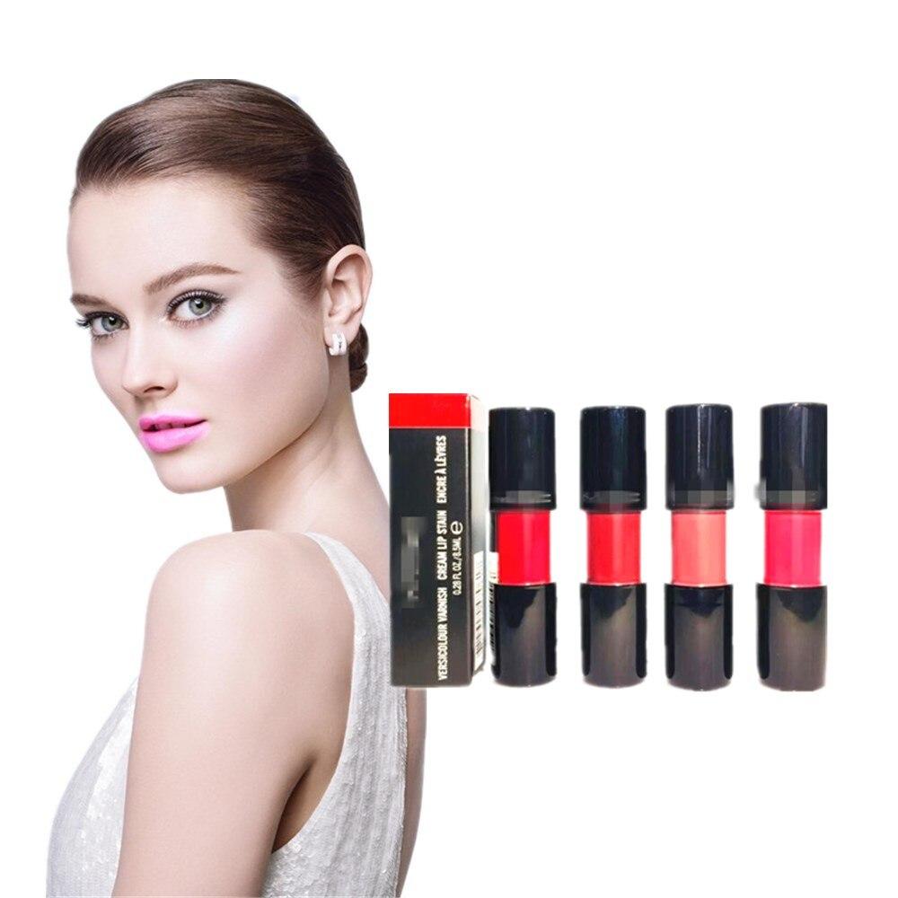 2019 brand new liquid lipstick lipstick candy lollipop lip makeup professional glass lipstick lasting Sexy Lip Balm in Lipstick from Beauty Health