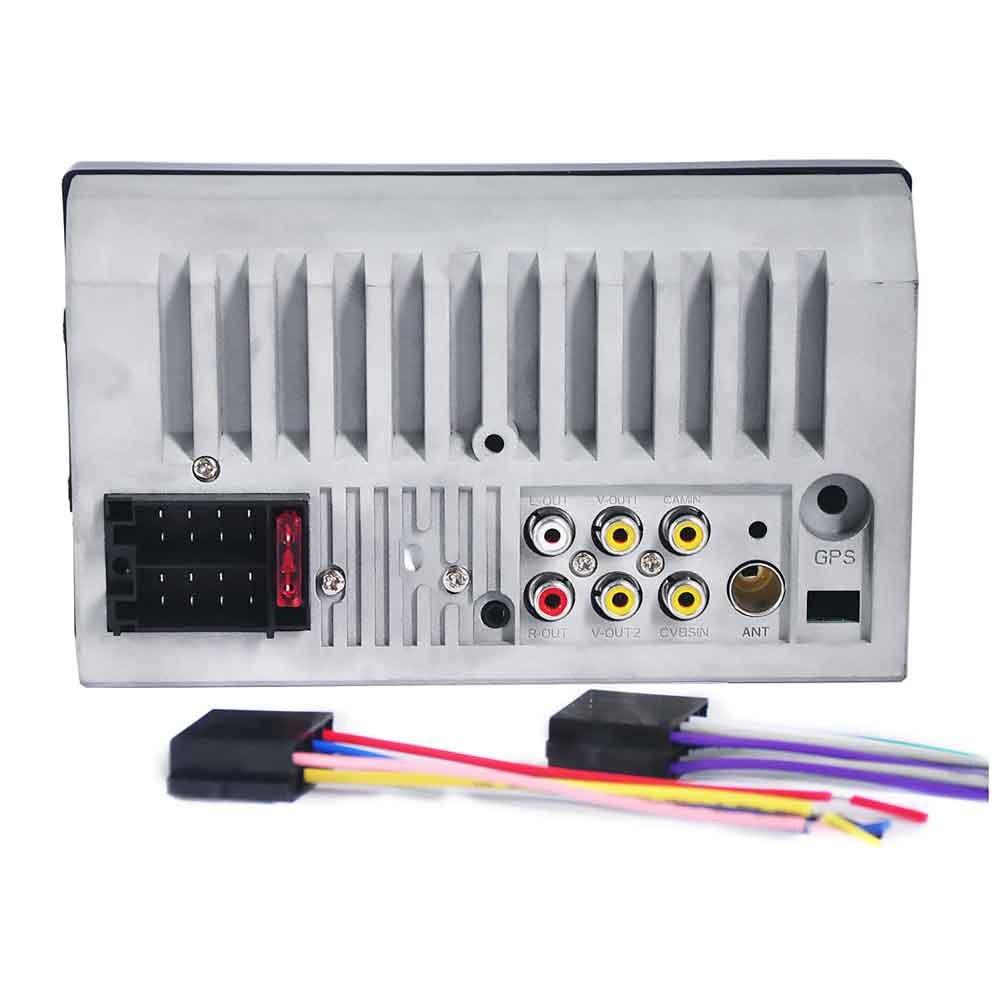 Discount Universal Car Radio 7018b 7 Inch 2 Din Car Audio
