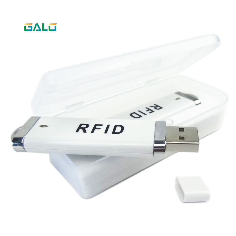 New Mini USB RFID Reader For Android Mac Windows Linux 13.56 MHz