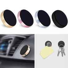 Car Mobile Phone Holder Universal Magnetic GPS Stand Mini Mount for iPhone Samsung Huawei Xiaomi ND998