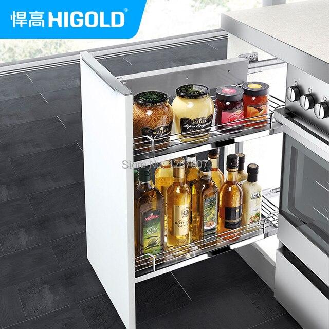 Higold / defended series alta moda de acero inoxidable gabinete de ...
