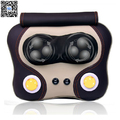 HFR-818-5B Healthy butterfly pillow infrared magnetic therapy spine massage pad / waist massage pillow / neck massage cushion