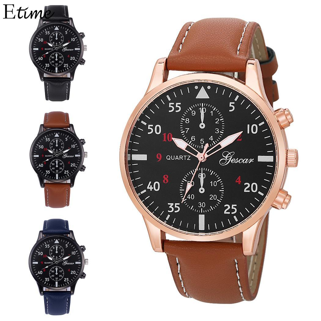 Synthetic 19cm 48inch Unisex Jewelry Watch Leather Wrist Rou