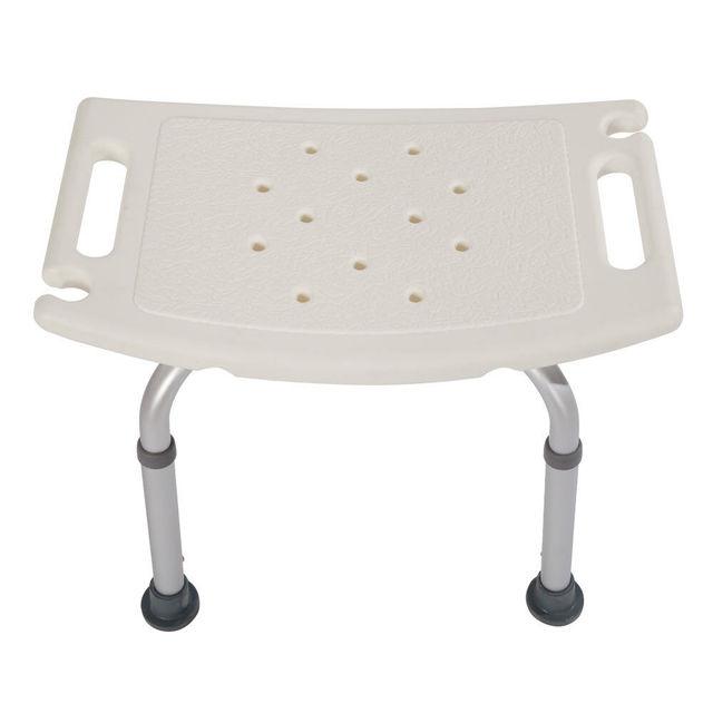 Elderly Adjustable Medical Bath Bench Stool Seat  3