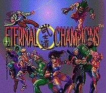 Eternal Champions 16 bit MD Game Card For Sega Mega Drive For SEGA Genesis