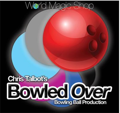2016 New Arrivals Bowled Over (Gimmick and Online Instructions) - Trick,Stage Magic,Close up,Card Magic,Fun,Illusion,Mental