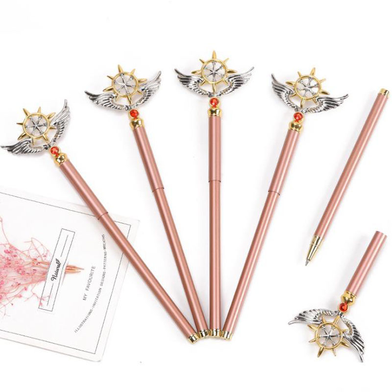 Novelty & Special Use Ingenious Anime Card Captor Sakura Cosplay Costumes Accessories Props Magic Stick Canes Costumes & Accessories