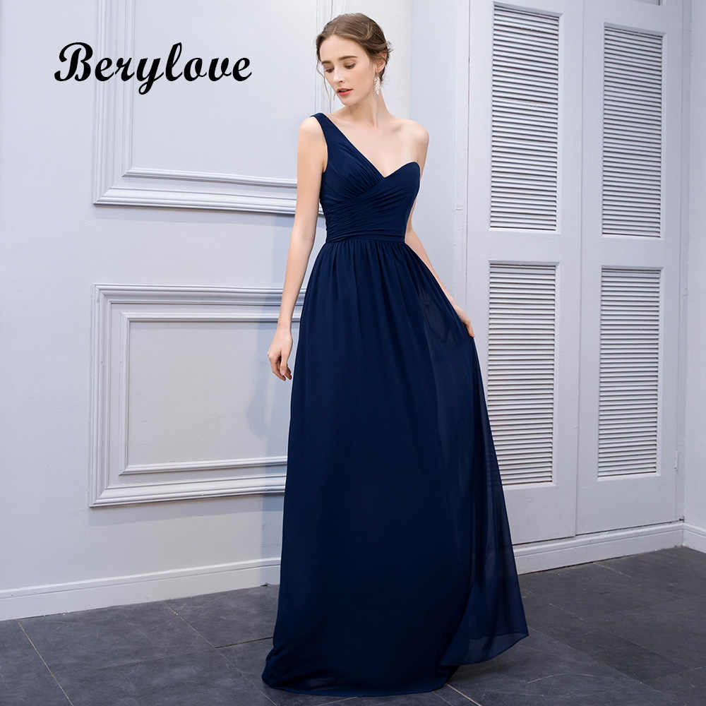 6291ac49c2f Ever Girl Womens Bridesmaid Chiffon Prom Dresses Long Evening Gowns