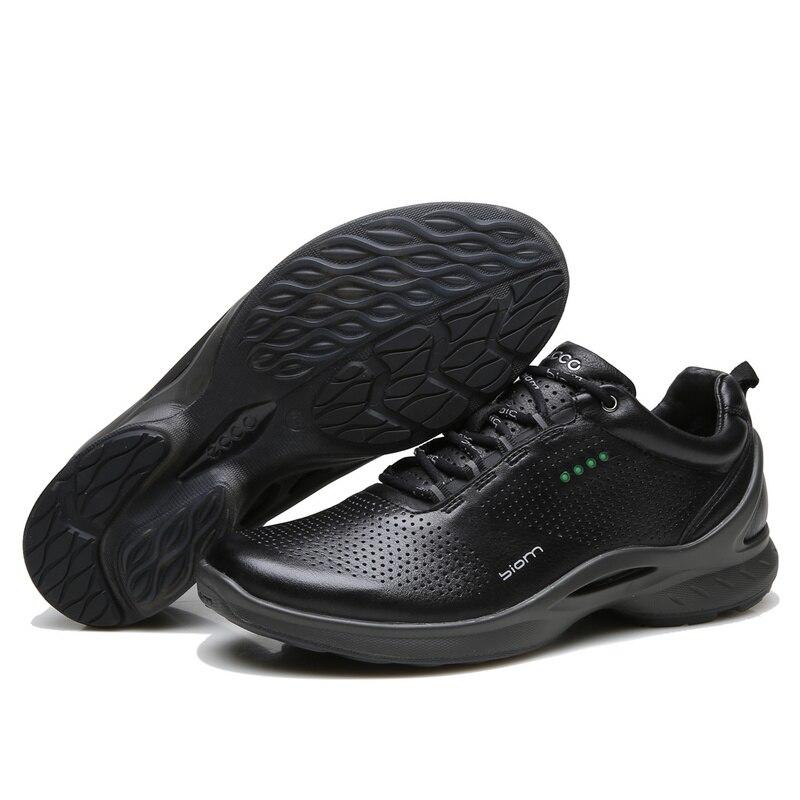 ECCO chaussures pour hommes printemps nouveau décontracté quotidien chaussures de course respirant doux confortable chaussures pour hommes 837514 - 6
