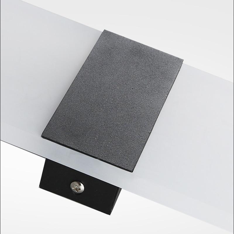 Feimefeiyou Mini 3/6/12 / 18W Led akrila sienas lampa AC85-265V 14CM - Iekštelpu apgaismojums - Foto 5
