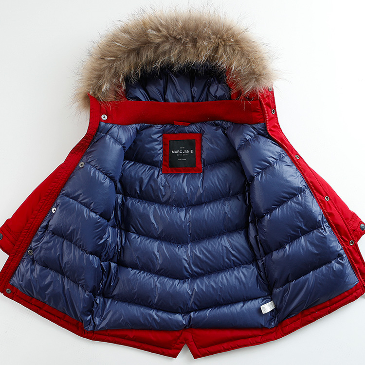 96083ae96 marc janie Winter Baby Boys Kids  Lightweight Down Jacket With ...