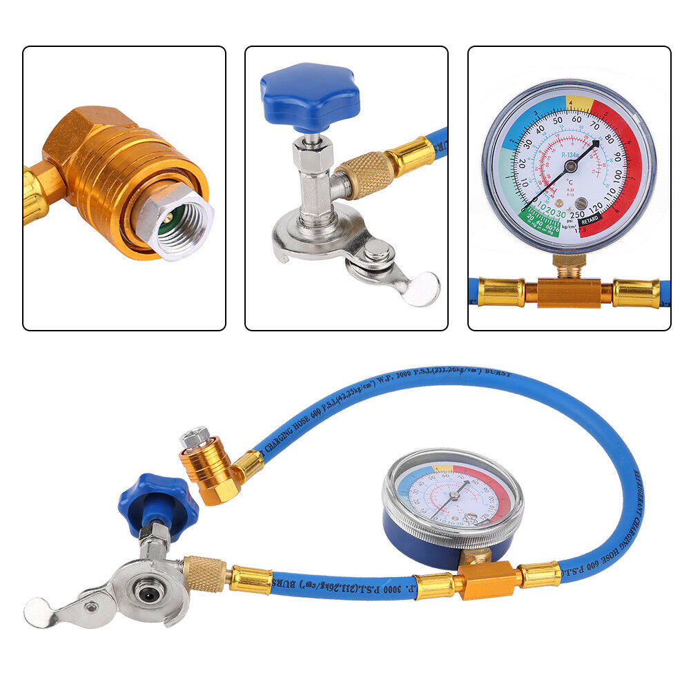 Worldwide delivery r134a hose gauge in NaBaRa Online