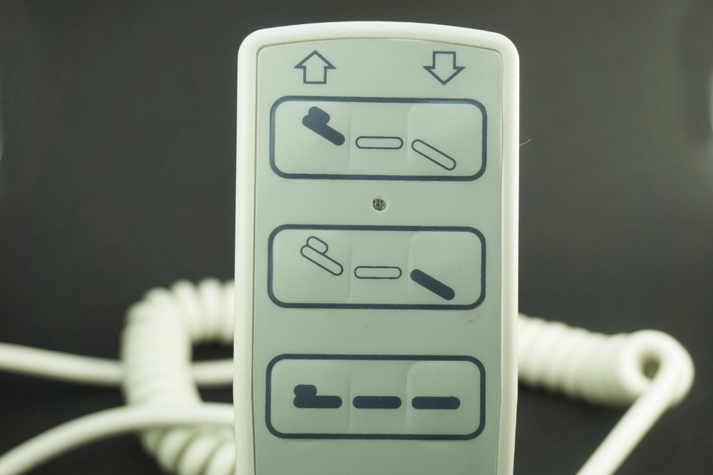 8Pin, Electric Adjustable Massage Bed Patient lifter/ Hoist hand ...