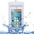 Baseus sacos à prova d' água universal para iphone 6 6 s plus 5S se 7 7 plus/tela de toque do telefone samsung galaxy s6 s7 edge underwater case