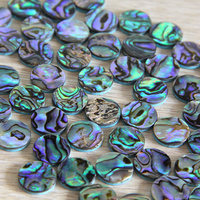 10set Saxophone real mother of pearl key buttons inlays Abalone button sax part