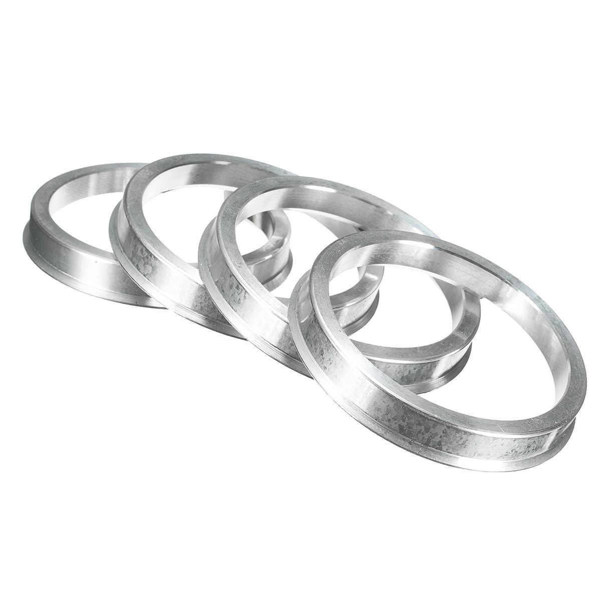 70.1-57.1 Spigot Rings Set of 4 Spigot Ring for VW AUDI SEAT SKODA
