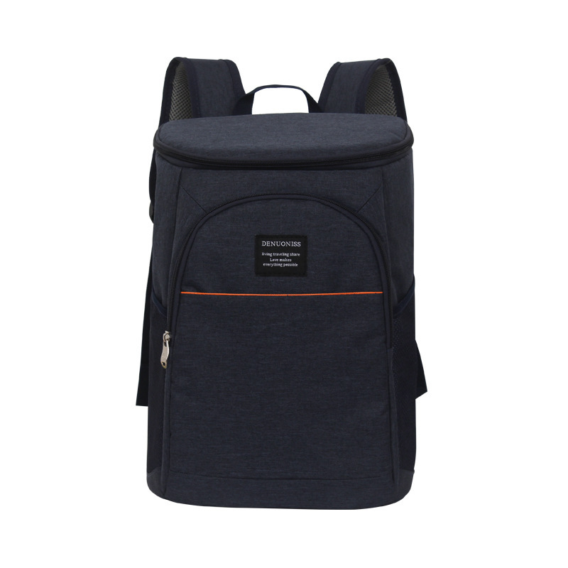 2018 cooler bag Oxford TPU Dark Gray waterproof insulated food beer picnic cooler bag backpack with zipper pocket цена 2017