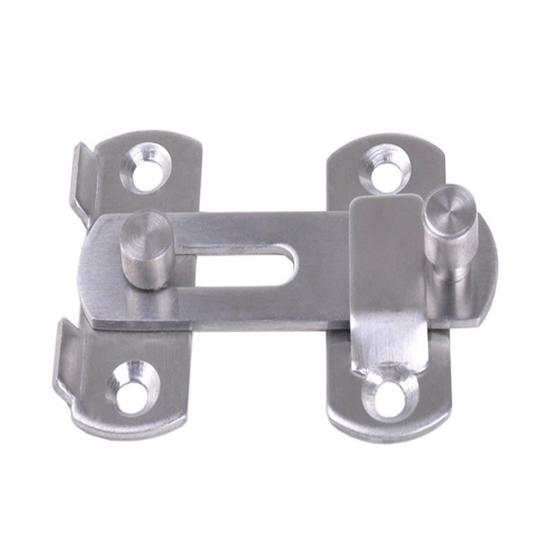 Hasp Latch METAL Hasp Latch Lock Sliding Door Lock for Window Cabinet FittingHasp Latch METAL Hasp Latch Lock Sliding Door Lock for Window Cabinet Fitting