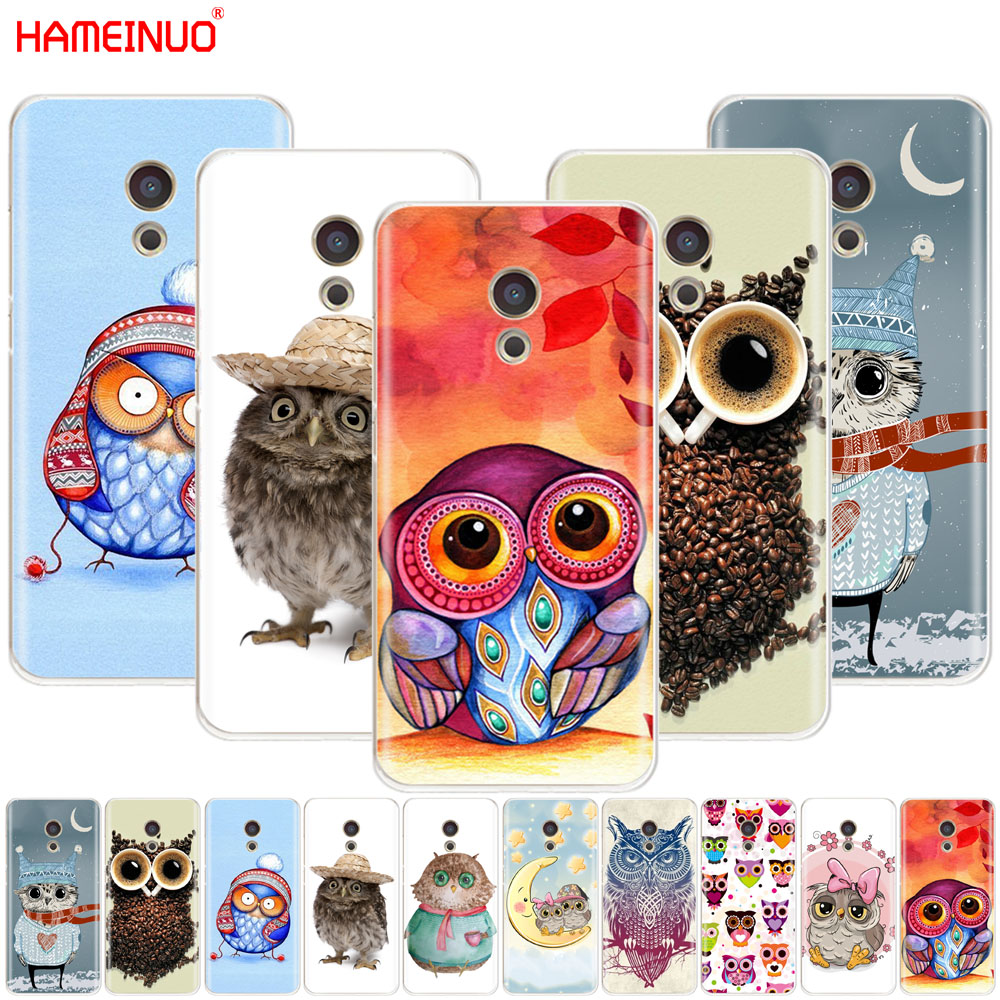 For Sale Hameinuo Colorful Owls Cover Phone Case Meizu M6 M5 M5s Mx6 32gb Ram 4gb Gold M2 M3 M3s Mx4 Mx5