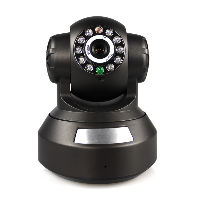Million HD P2P H.264 network camera wireless WiFi real-time monitoring mobile phone remote camera IP