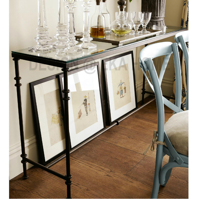 American Furniture Wrought Iron Coffee Table To Do The Old Entrance Table  Glass Coffee Tables Side