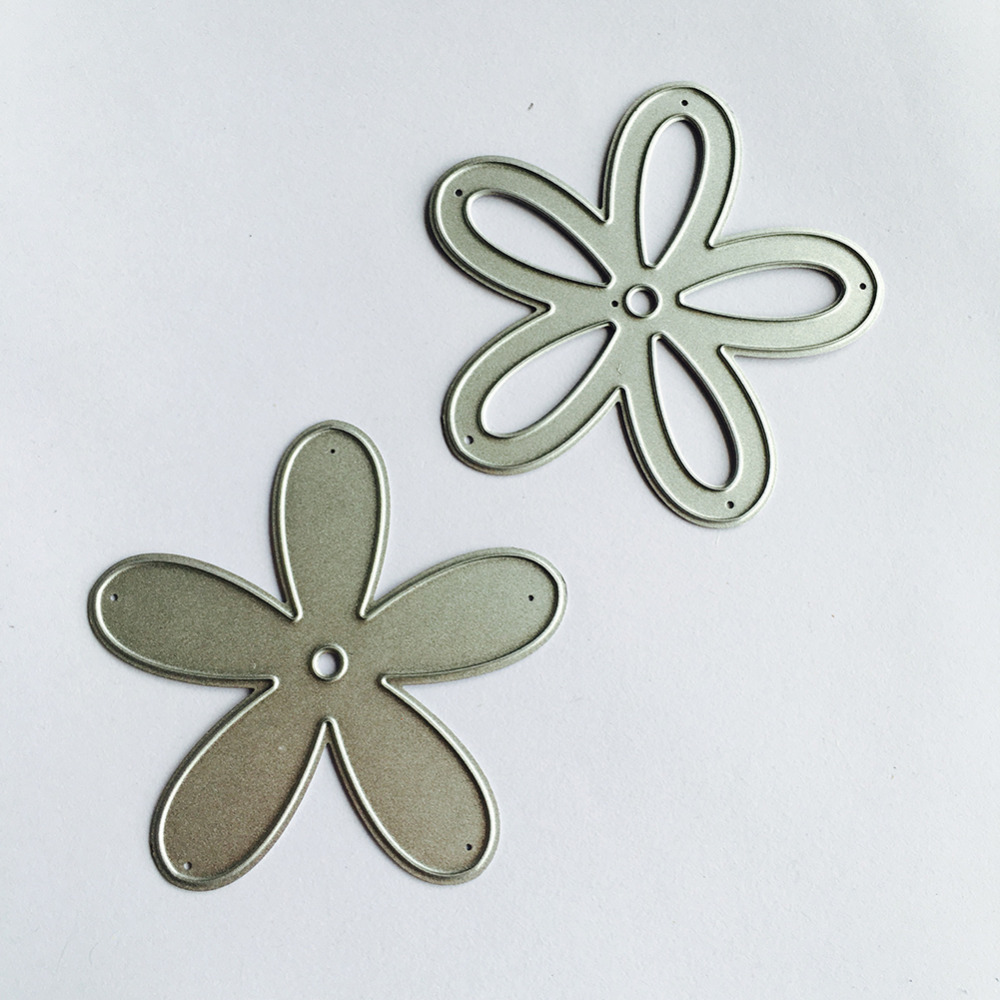 54x56mm scrapbooking DIY frame love Shape Metal steel cutting die Butterfly flowers Shape Book photo album art card Dies Cut