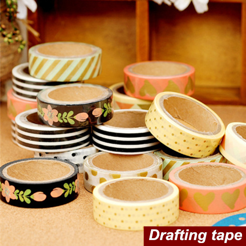 8 pcs/Lot Paper tapes Tree art Drafting tape washi masking decorative adhesive tape scrapbooking tools stickers Stationery 6467 weide 2017 new men quartz casual watch army military sports watch waterproof back light alarm men watches alarm clock berloques