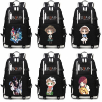 Game The fifth personality Identity V Jack Gardener Game Backpack bags Student Schoolbags School Backpack Boys Girls Cartoon Bag