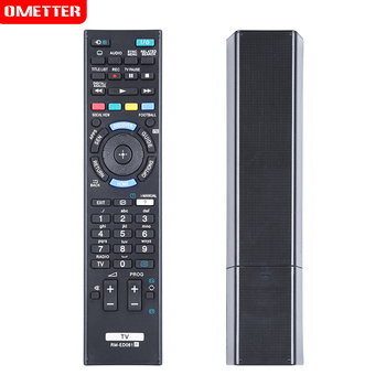universal remote control RM-ED061 Control remoto Universal  para use for Sony LCD TV para KDL-46R470A KDL-40R470A KDL-32R420A new replace rmt tx202p remote control for sony lcd smart tv rmt tx300p kd 55x9305c kdl 55w805c 55w808c kdl 50w755c kd 55x8509c