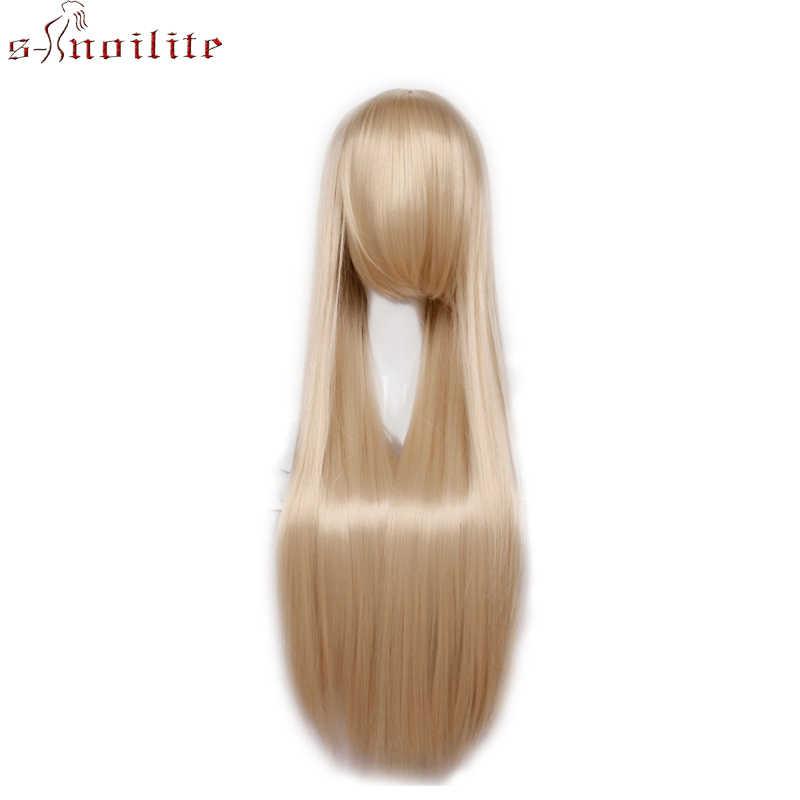 S noilite 60 80 100cm Halloween Party Hair