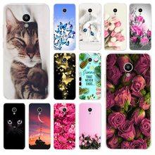 Soft TPU Cover For Meizu M3S Mini Phone Case