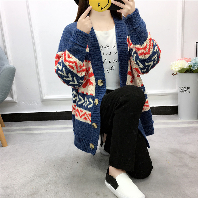 YYFS Hetida Free Shipping New Spring Factory Wholesale Women Cardigans Snow Pattern Mohair Soft Comfotable Lady Womens Sweater