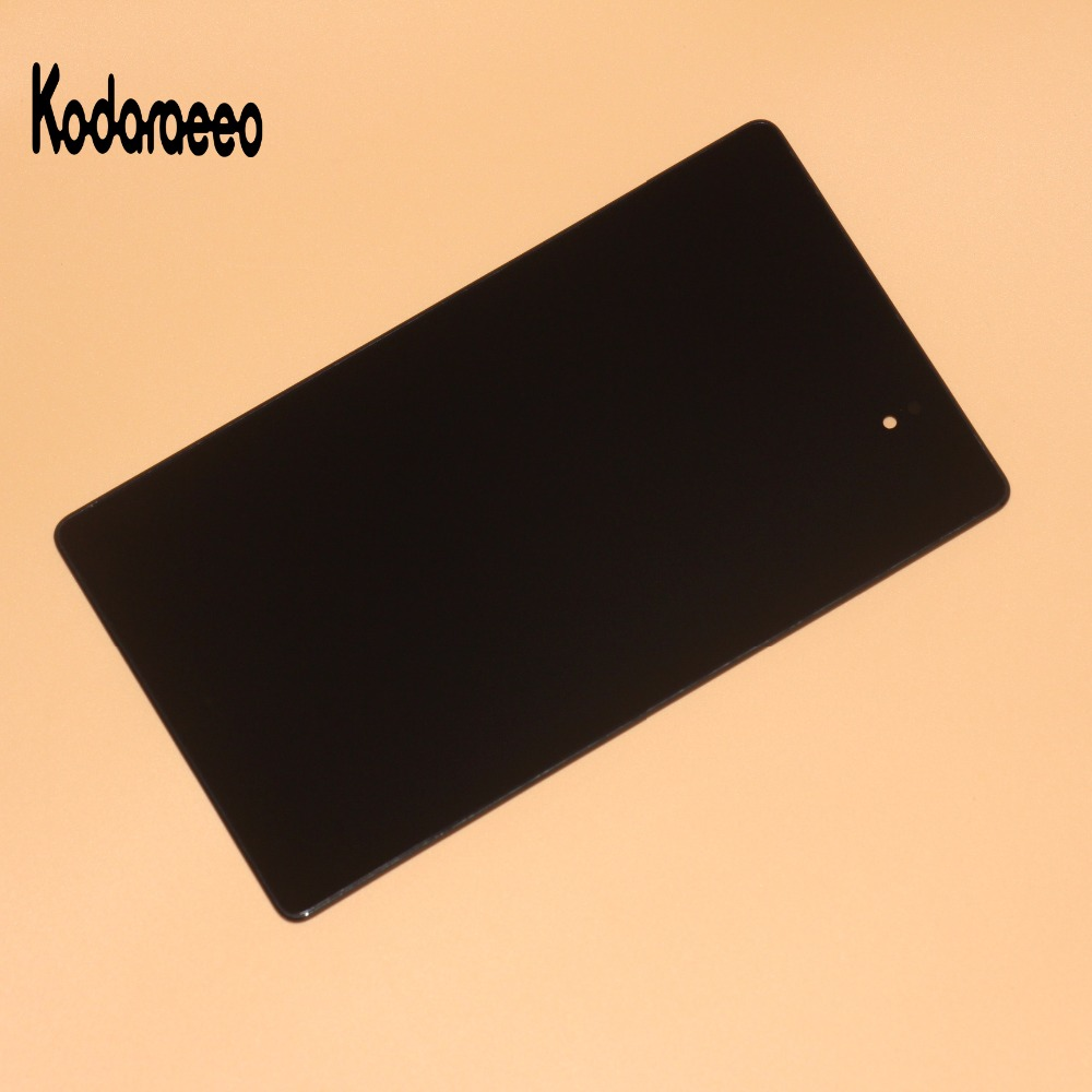 kodaraeeo For ASUS Google Nexus 7 2nd 2013 FHD ME571KL 3G Version Touch Screen Digitizer+LCD Display Assembly With Frame new original lcd touch screen digitizer with frame for 2013 asus google nexus7 fhd 2nd gen k008 me571 lte 3g free shipping