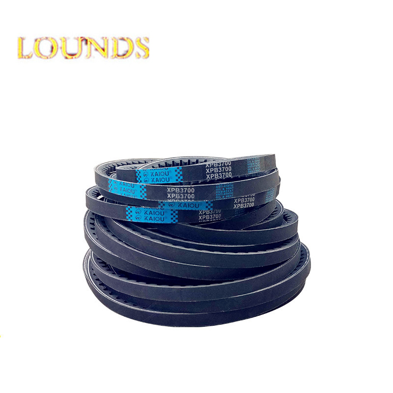 FREE SHIPPING XPB2730 XPB2750 XPB2800 XPB2840 XPB2900 XPB2910  WEDGE RAW EDGE COGGED V-BELT La Industry  Rubber XPB Vee V BeltFREE SHIPPING XPB2730 XPB2750 XPB2800 XPB2840 XPB2900 XPB2910  WEDGE RAW EDGE COGGED V-BELT La Industry  Rubber XPB Vee V Belt