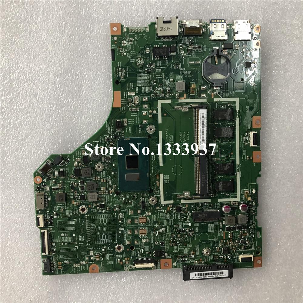 5B20L78374 for Lenovo V110-15ISK Laptop Motherboard I3-6100 RAM 4G LV115SK MB 15277-1 448.08B01.0011 DDR4 Mainboard