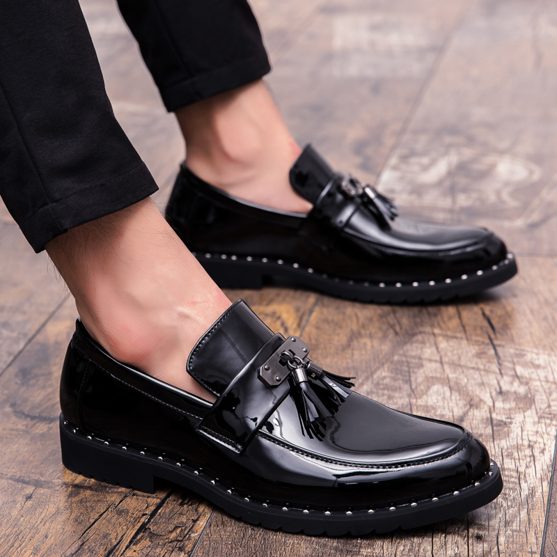 Leather Slip on Men Loafers shoes outdoor Fashion Driving Shoes breathable Casual Men Flats Shoes Male Moccasins Loafers shoes 5Leather Slip on Men Loafers shoes outdoor Fashion Driving Shoes breathable Casual Men Flats Shoes Male Moccasins Loafers shoes 5