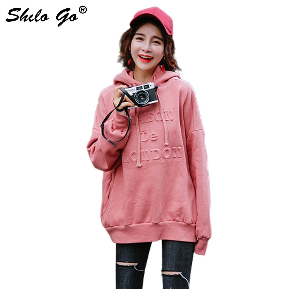 Sweats à capuche 3D lettre femmes décontracté manches longues chaud pulls automne Streetwear Chic femmes sweats