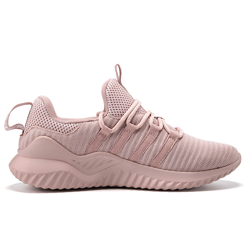 Женская спортивная обувь, черные и розовые кроссовки для женщин, для бега, ходьбы, дышащие, дешевые, 2019