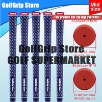 Rubber iron wood golf grip club Standard or Midszie 13pcs/lot large quantity