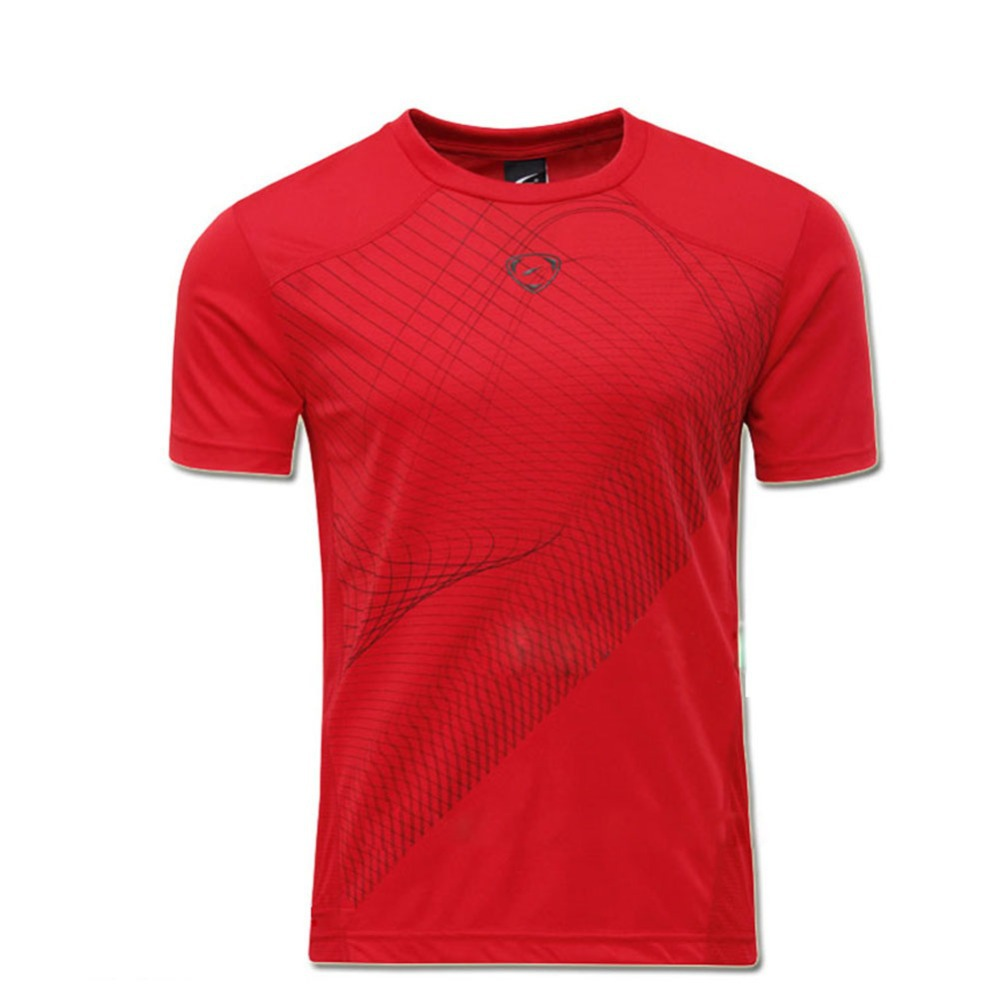 Slim Fit Workout Shirts Sports Fitness Quick Dry T Shirts Men Jersey