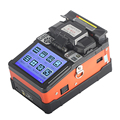 A-81S Oranje Volautomatische Fusion Splicer Machine Glasvezel Fusion Splicer Glasvezel Splicing Machine