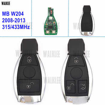 WALKLEE Auto Remote Smart Key Suit for Mercedes Benz W204 2007-2014 C180 C220 C200 C230 C250 C280 C300 C350 C320 4MATIC CDI - DISCOUNT ITEM  5% OFF All Category