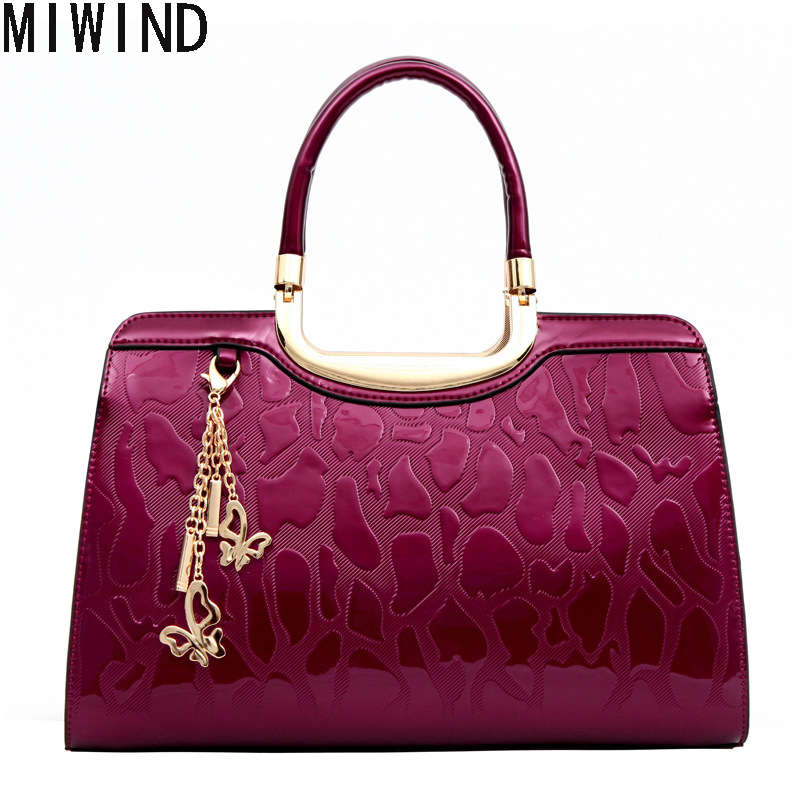 2017 New Fashion Cow Split leather Women Handbags Luxury Brands Shoulder Bags Brand High Quality Female Messenger Bags TSJ1252 beep2018 new high quality fashion luxury brand leather handbags fashion shoulder bag women s well known brand