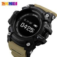SKMEI Smart Watches Men Heart Rate Sport Bluetooth Fitness Watch Pedometer Calorie Digital Wristwatch Sleep Tracker Montre Homme