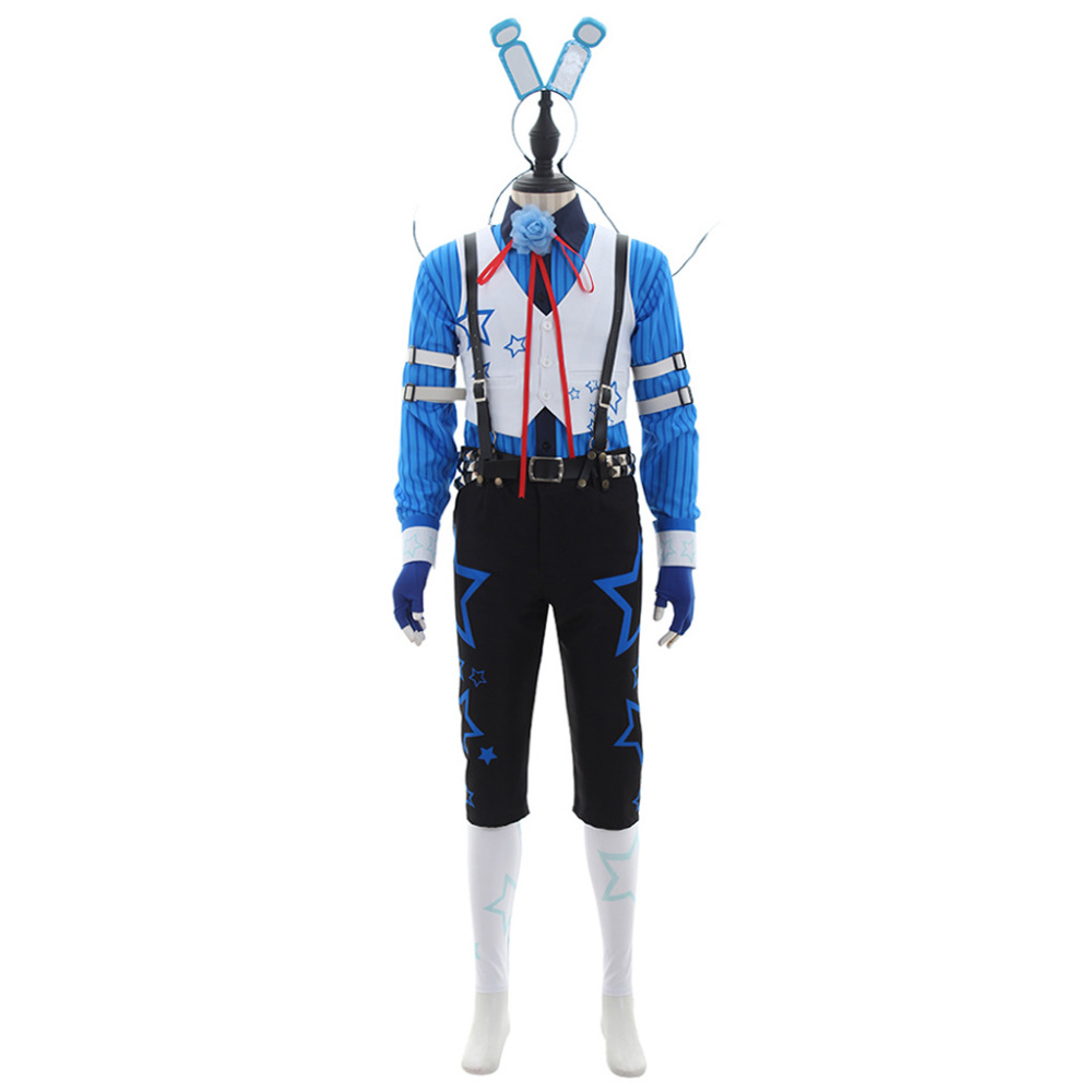 Halloween Freddy Toys : Five nights at freddy s fanf toy bonnie human costume suit