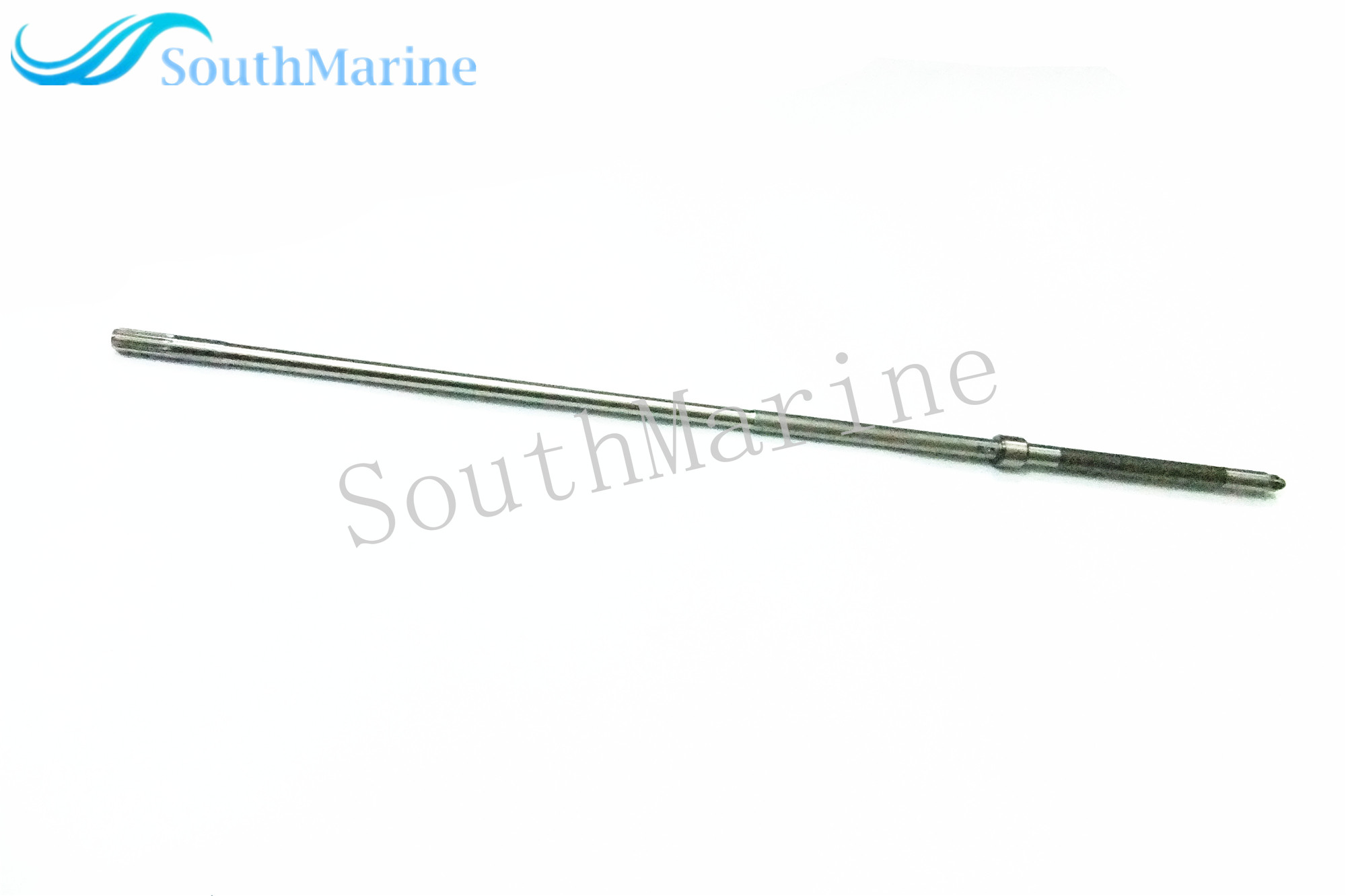 63V-45510-11 Long Drive Shaft for Outboard Engine Yamaha 4-Stroke F15 Boat Motor