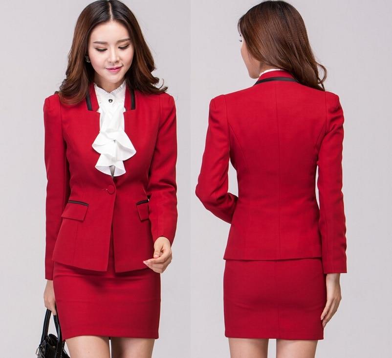 New Plus Size 4XL 2015 Fashion Autumn Winter Uniform ...