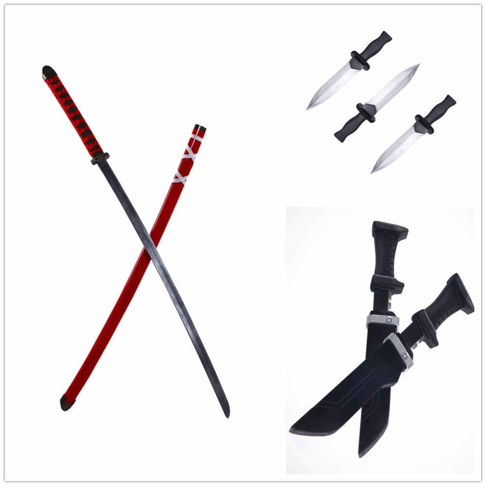 CGCOS Fast Shipping Cos Cosplay Props My Hero Academy dagger Sword knife Halloween Christmas Party cgcos fress shipping cos cosplay props my hero academia shota aizawa goggles halloween christmas